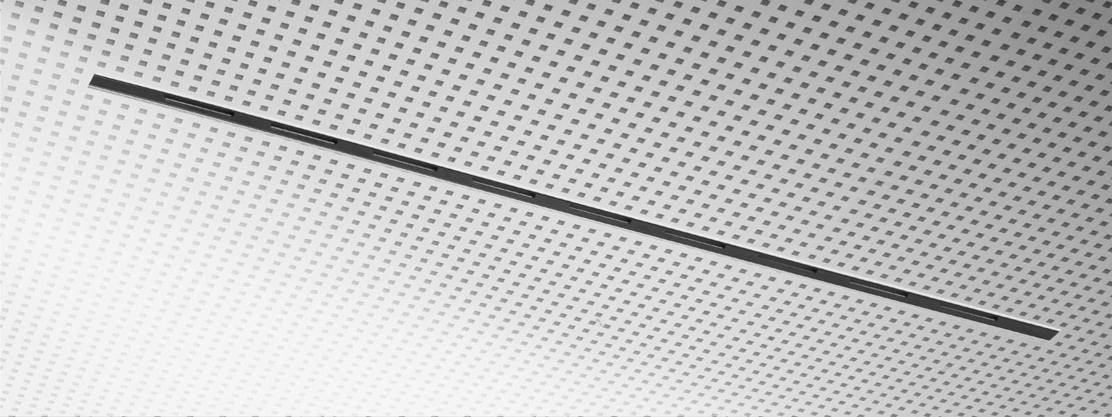 INDUL Linear Diffuser | Kiefer Luft- und Klimatechnik
