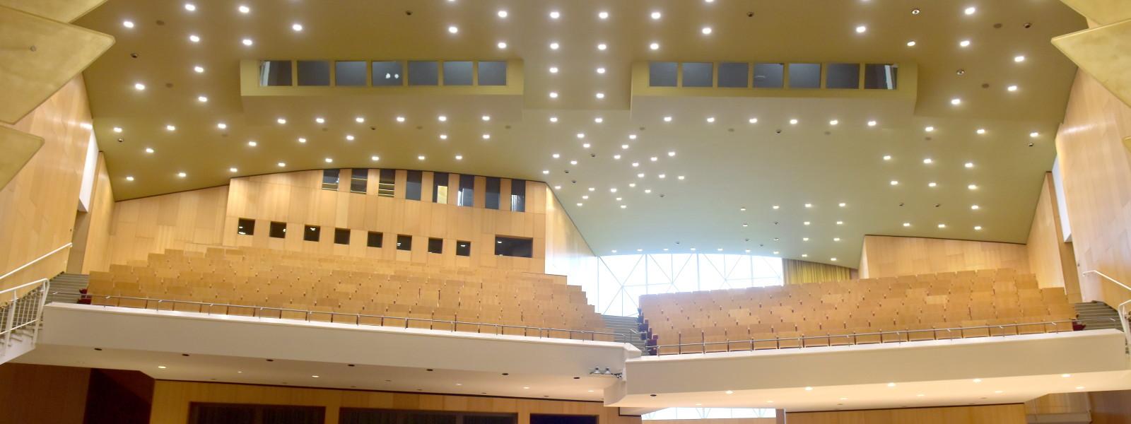 Induquell Scharoun Theater Wolfsburg Kiefer Luft Und Klimatechnik