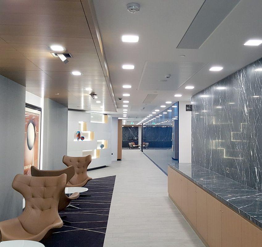 INDUCOOL - Morgan Stanley, London | Kiefer Luft- und